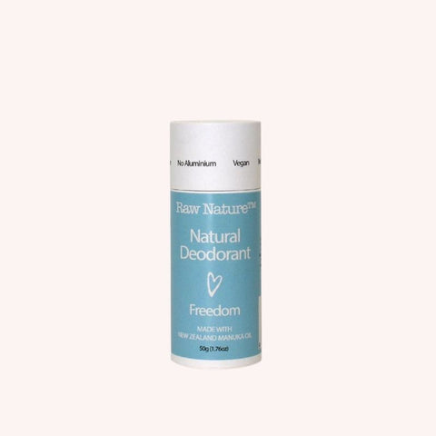Raw Nature Freedom Natural Deodorant