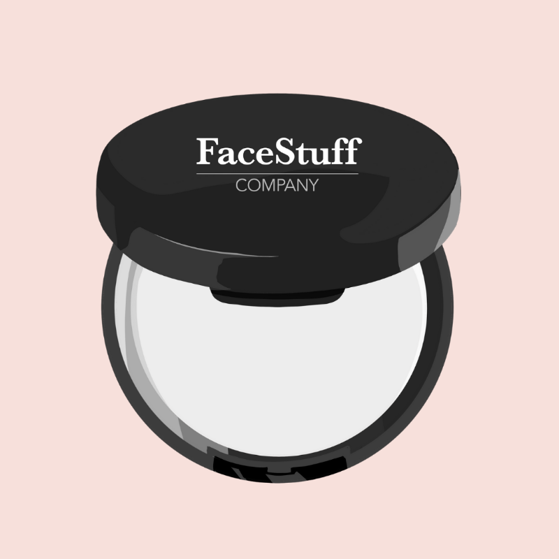Cruelty Free Finishing Powder from FaceStuff Co