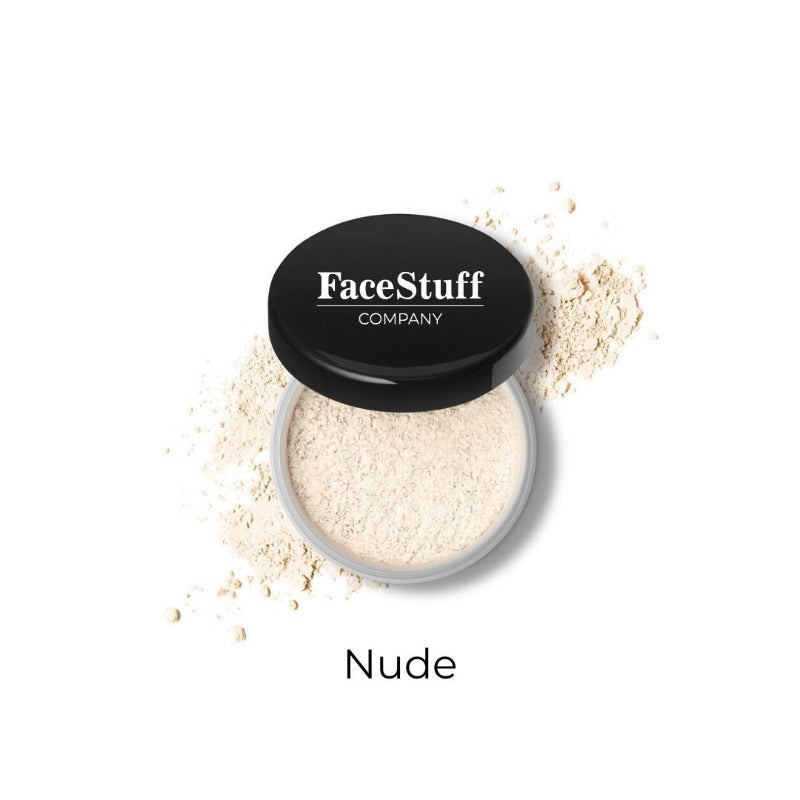 Loose Translucent Powder Nude from FaceStuff Co