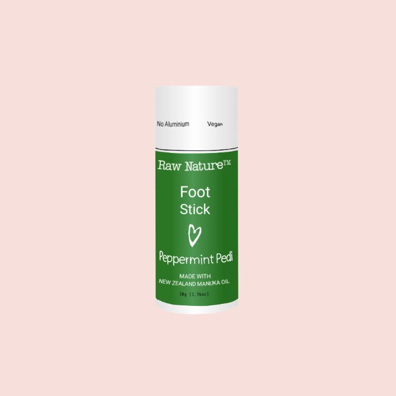 Raw Nature Natural Foot Stick from FaceStuff Co