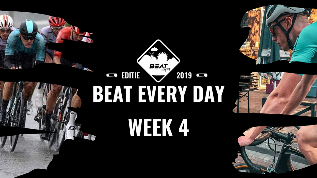 BEAT Every Day: de verhalen van week 4