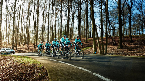 BEAT GRAN FONDO TEAM TRAININGSDAG