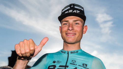 MARTIJN BUDDING WINT EINDKLASSEMENT TOUR OF RHODES