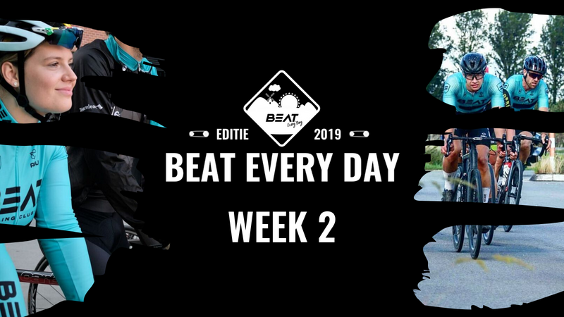 BEAT Every Day: de verhalen van week 2