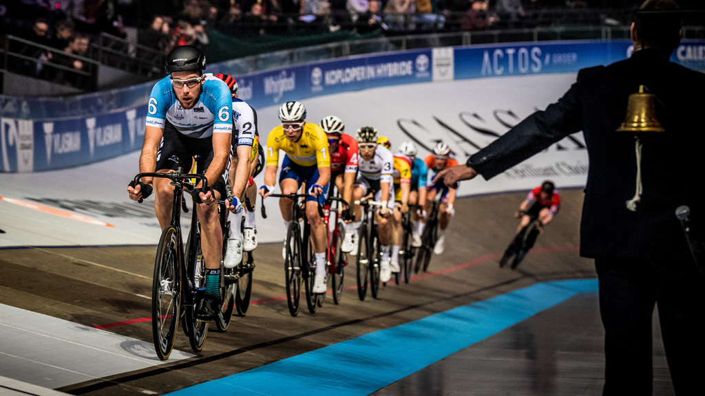 Zesdaagse Rotterdam: Dag 1 in 5 foto's!
