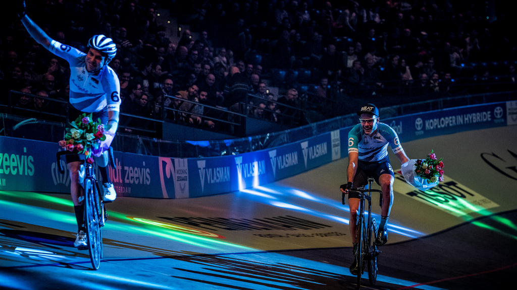 Zesdaagse Rotterdam: Dag 2 in 5 foto's!