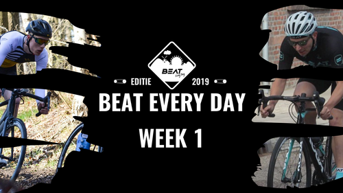 BEAT Every Day: de verhalen van week 1