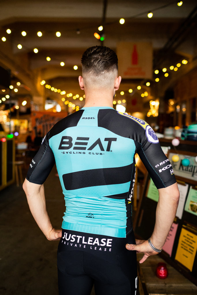 New Kit BEAT Cycling Club, Bas van der Kooij