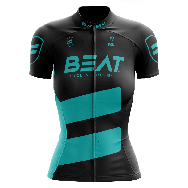BEAT - Club Jersey Black Edition (vrouw)