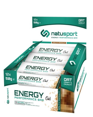 Natusport Energy Performance Bar