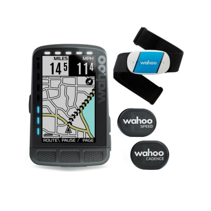 Wahoo - ROAM & TICKR & RPM bundel