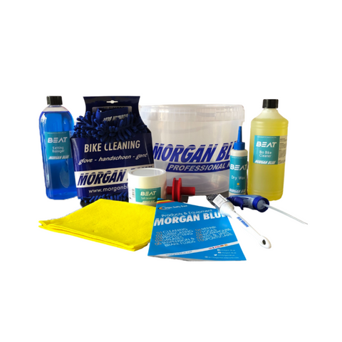 Morgan Blue Cleaning Kit