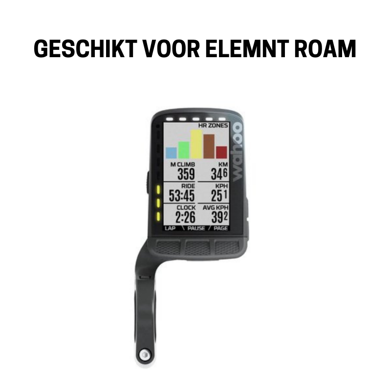 Wahoo ELEMNT Aero Out Front Mount