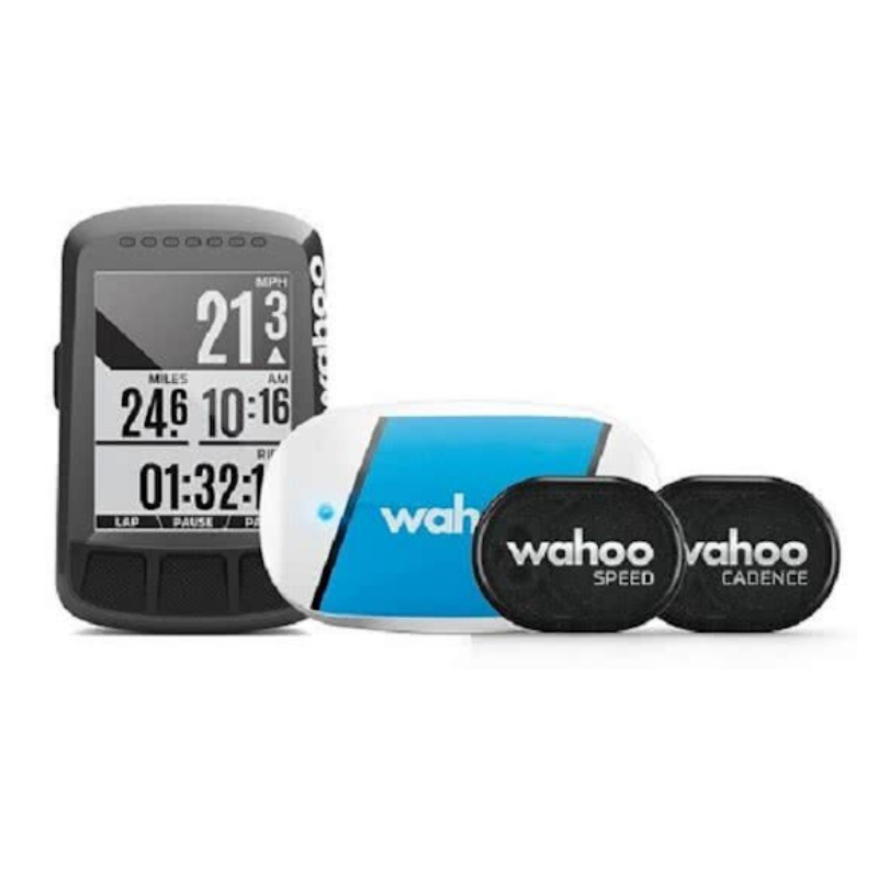 Wahoo - ELEMNT BOLT & TICKR & RPM bundel
