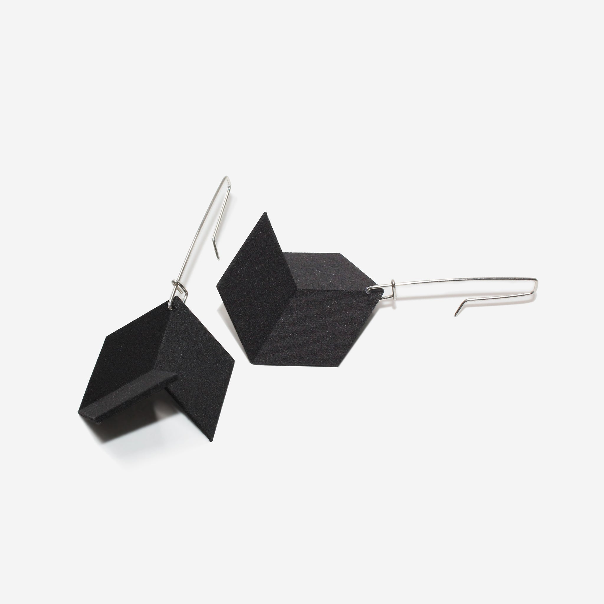 Infinite Earrings | BPM Black