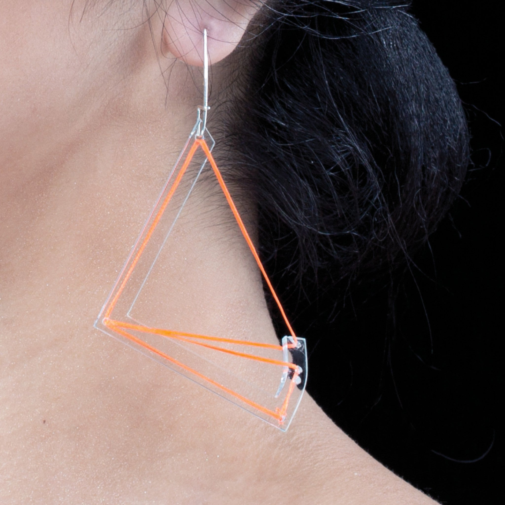 Frequency Earrings