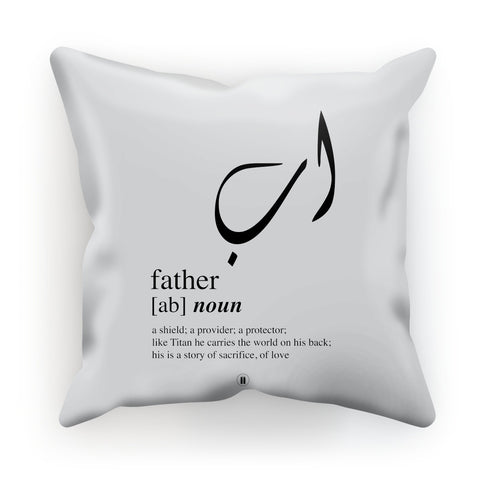 Ab (Father) Cushion