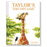 Personalized Children's Book and Baby Shower Gift, My Very Own Name