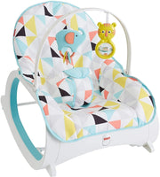 Fisher-Price Infant-to-Toddler Rocker, Pink