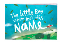 The Little Boy Who Lost His Name - Personalized Book for Children | Wonderbly