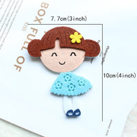 AVEBIEN 10pcs New Boy Girl Gift Bags Decoration DIY Angel Baby Shower Supplies Praying Boy Girl Birthday Party Gecoration Kids