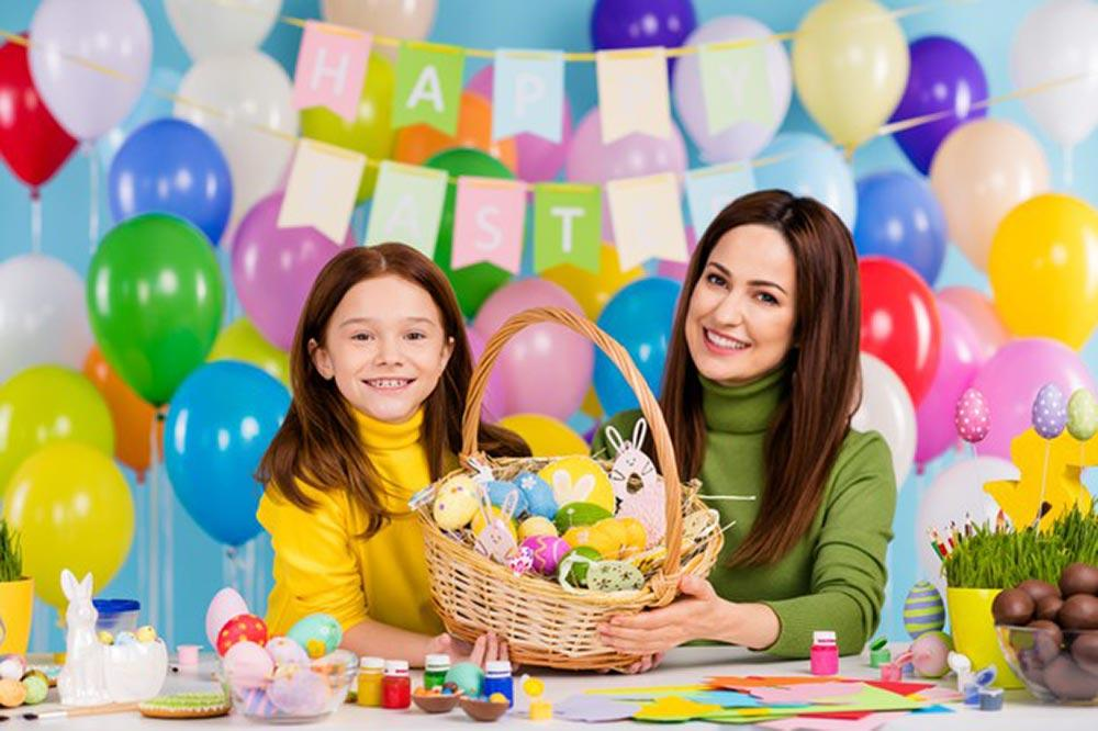 Easter Hamper Gift Ideas for Children | PushCases