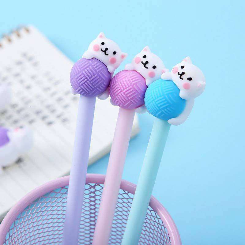 Happy Kitty Pen Set - PushCases