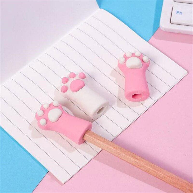 Paw Pencil Erasers - PushCases