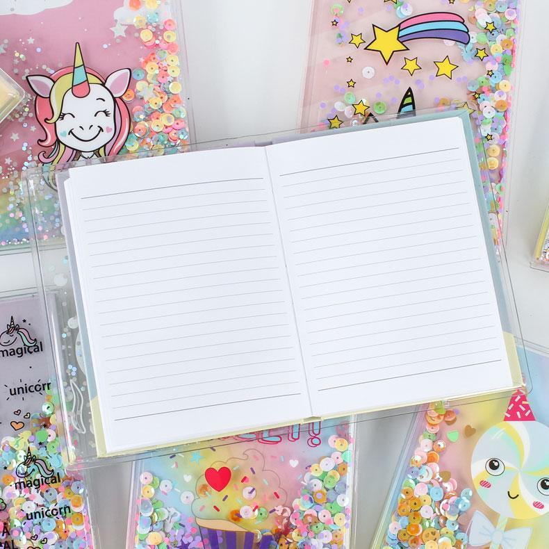 Shaker Notebook ✨ - PushCases