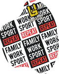 Palette Nuoto Family Sport Work Repeat