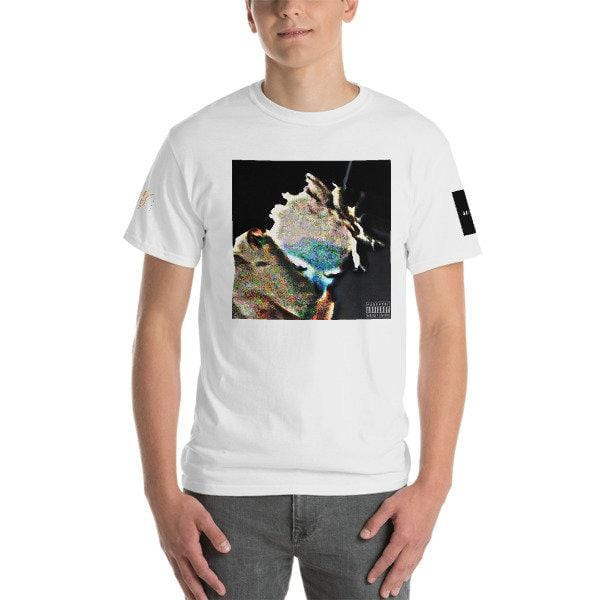 ANTI-WORLD 'Mixtape Album' Short-Sleeve T-Shirt