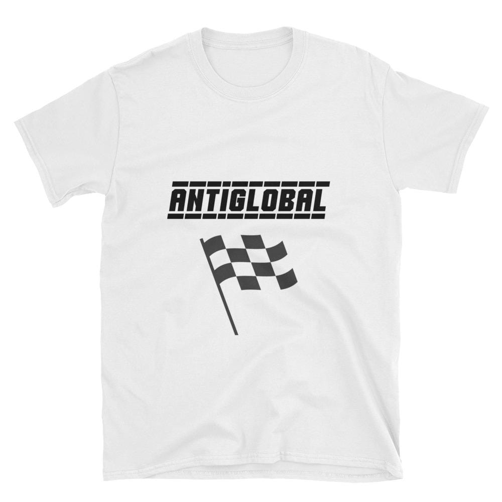 """AntiGlobal"" Street Race T-Shirt"