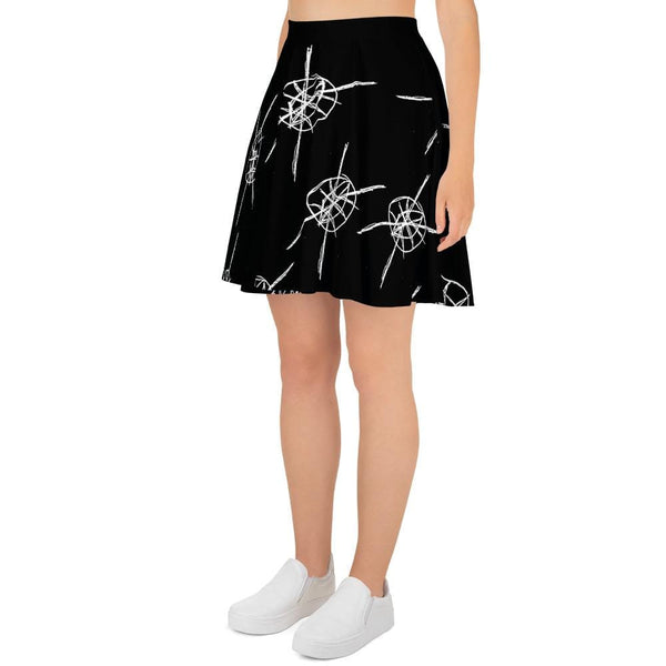 Anti-World Skater Skirt
