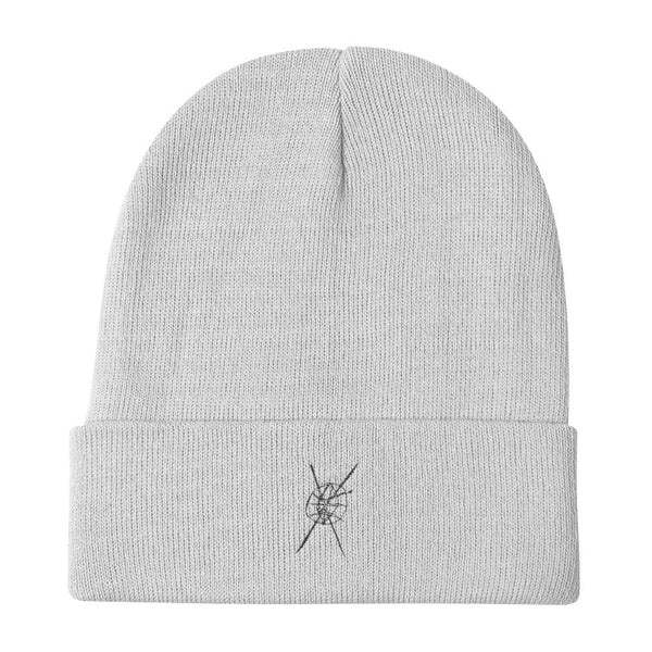 Anti-World Knit Beanie
