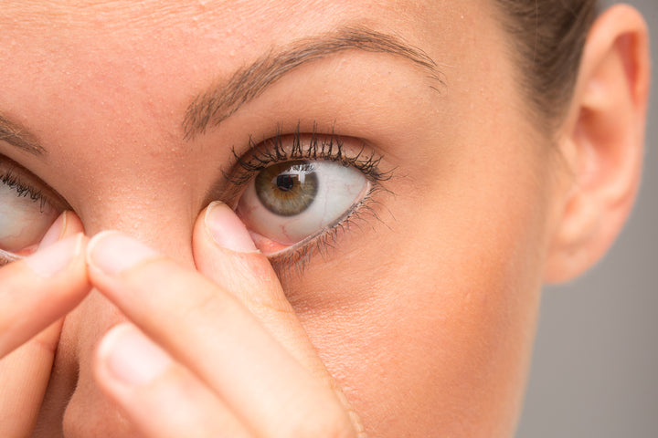 Can Structured Silver Relieve An Eye Infection?