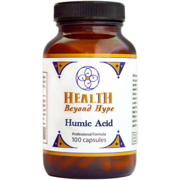 Humic Acid – Immune system support