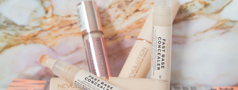 REVOLUTION FAST BASE CONCEALER FIRST IMPRESSION