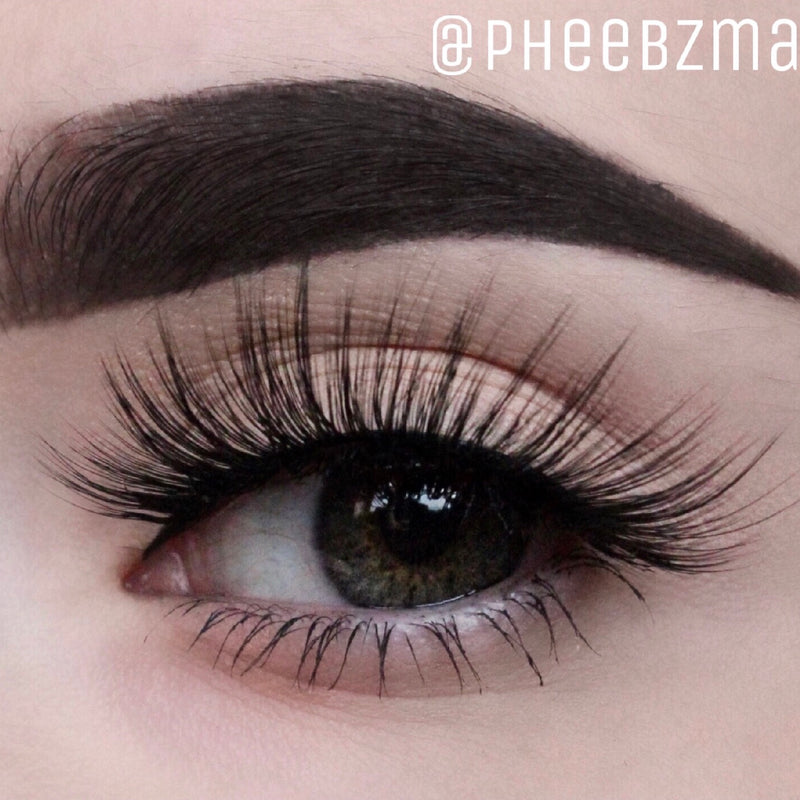 3D Luxury Faux Mink Lashes - PixiLashesJustify Beauty