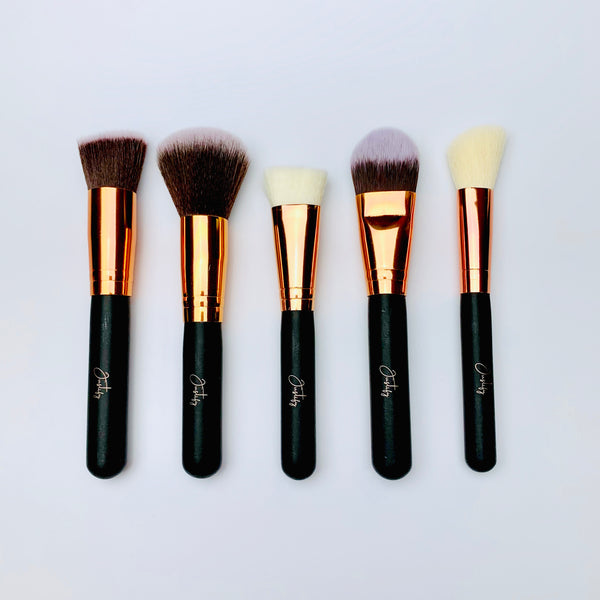 Pro Face Brush SetJustify Beauty
