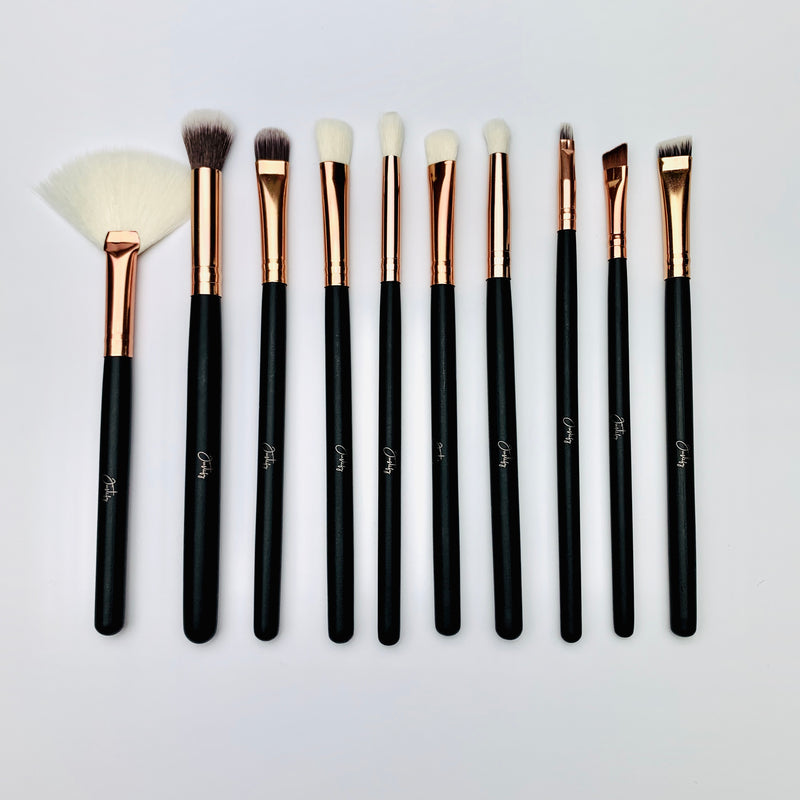 Pro Eye Brush SetJustify Beauty