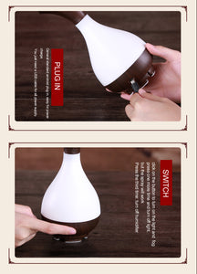 USB Aromatherapy Air Humidifier