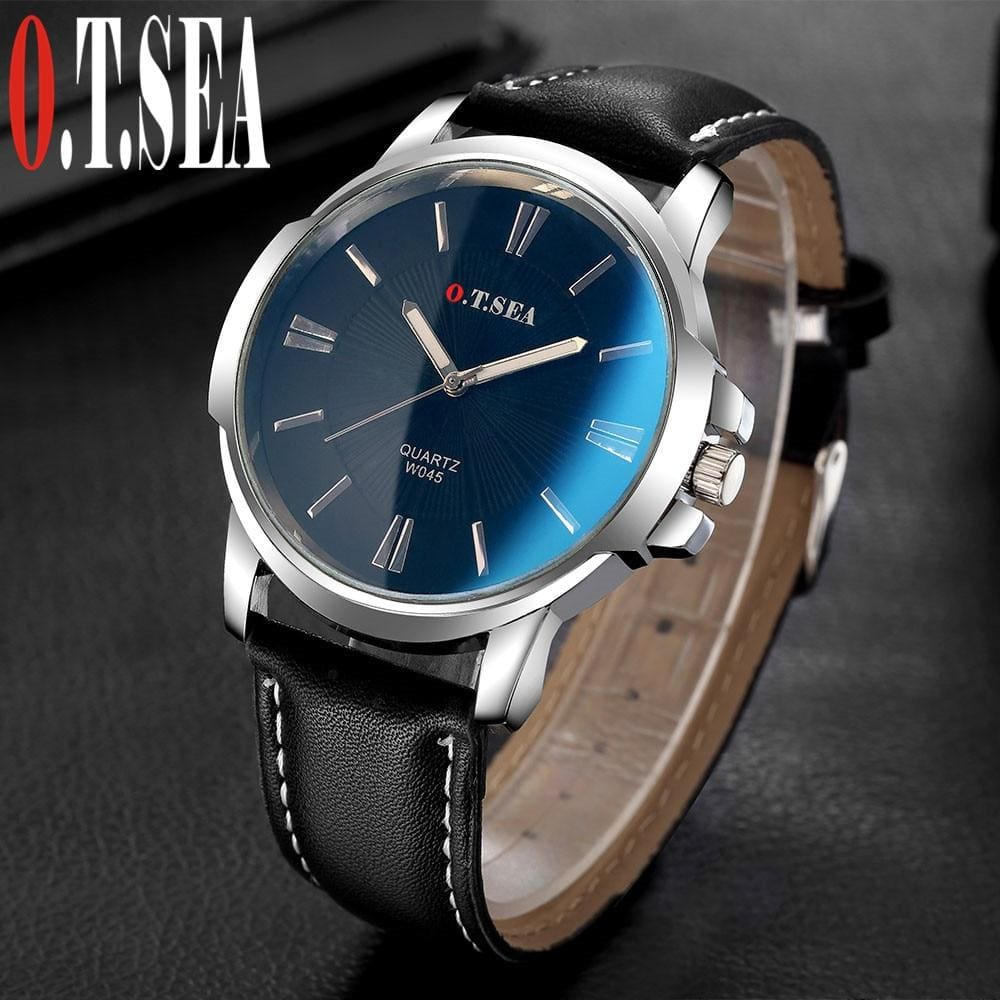 Hot Sales O.T.SEA Brand Retro Design Sports Quartz Wrist Watches - watches