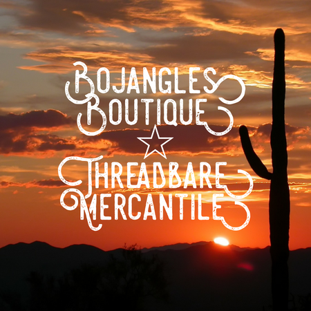Bojangles Boutique | Threadbare Mercantile