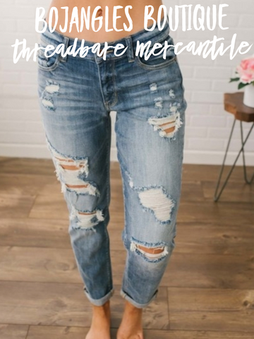 Not your boyfriend's jeans