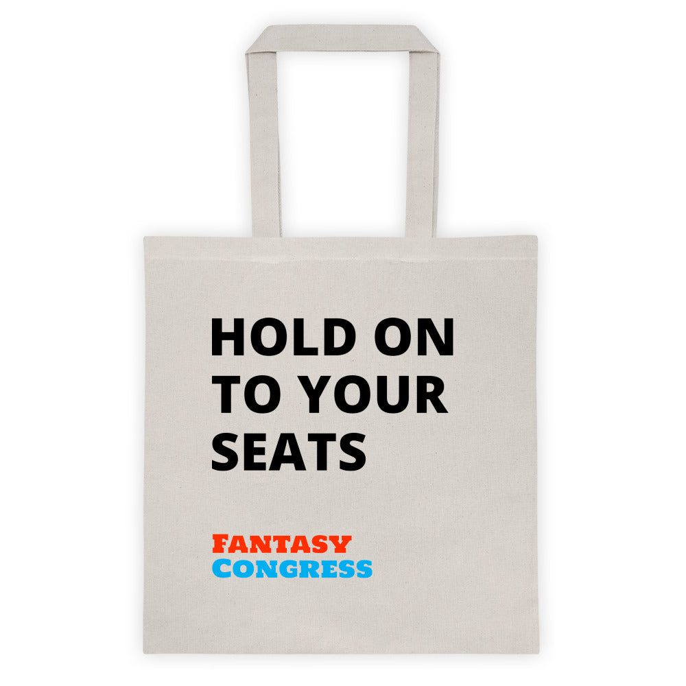 Fantasy Congress Tote Bag