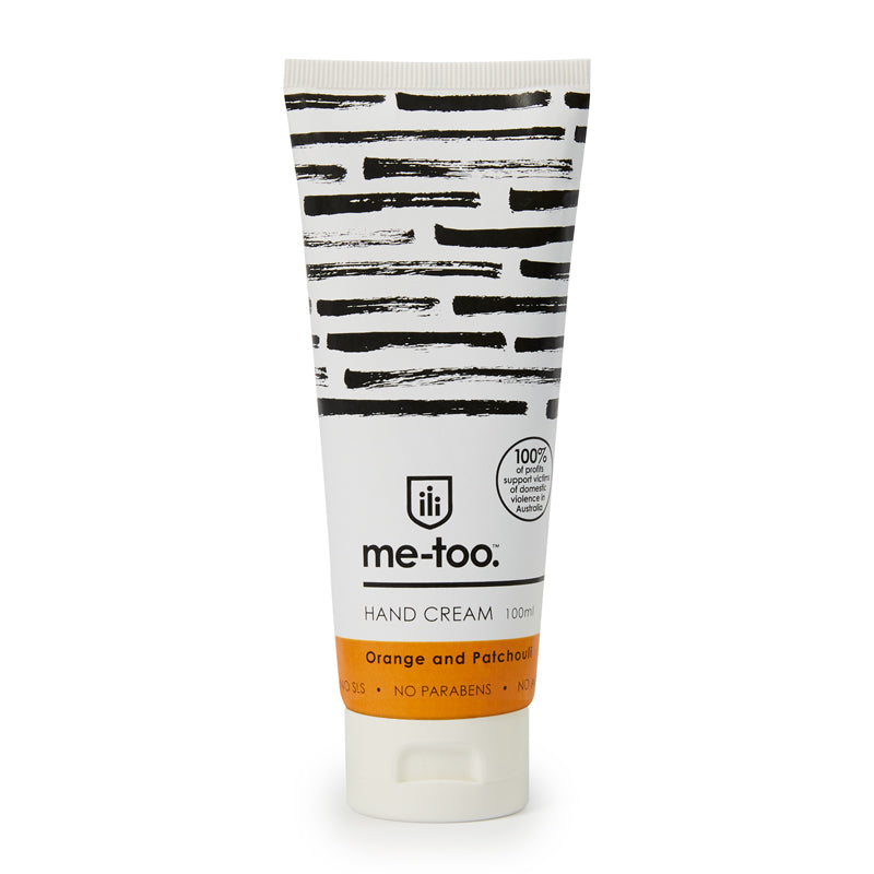 Hand Cream - Orange & Patchouli