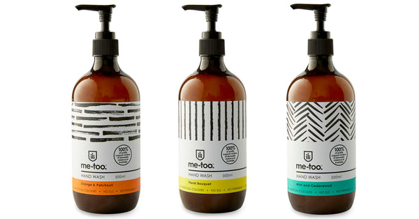Set of 3 x 500ml Hand Wash