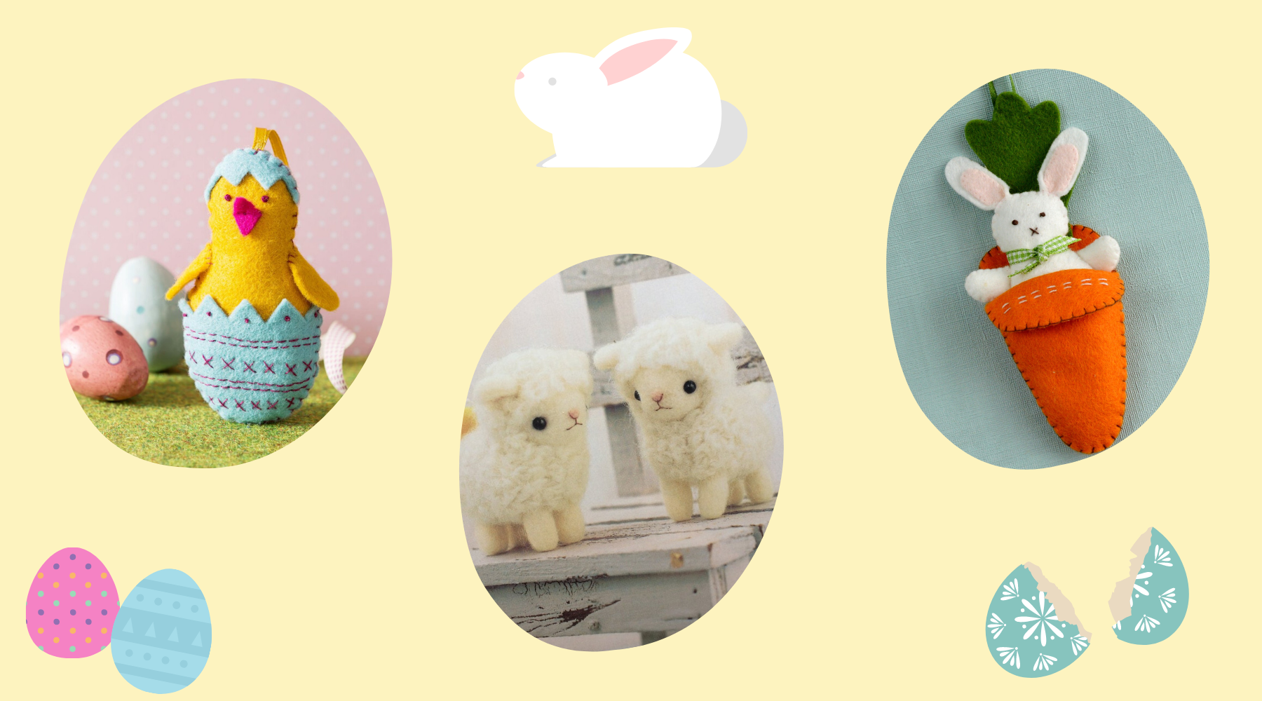 Our Top Easter Craft Ideas For The Family!