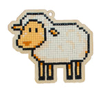 Sheep Diamond Painting Kit