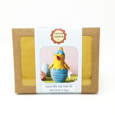 Corinne Lapierre Mini Sewing Kit - Chick in Egg